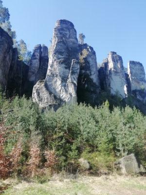 Prachovske Mountains