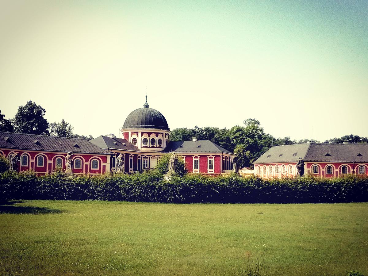 Veltrusy chateau