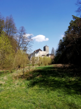 Plakanek Valley and Kost Castle